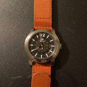 Authentic Zodiac Jet-o-matic men's watch